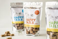 Happy Tails on Packaging of the World - Creative Package Design Gallery
