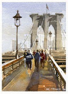 iain stewart watercolors - Google Search