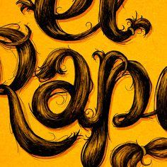 El Rapunz on Typography Served