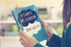 A culpa é das estrelas, John Green, The fault in ours stars / book