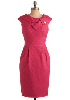 Modcloth dress  (Joan Holloway would wear this on a special day)