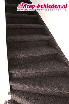 Laat uw trap door ons bekleden met tapijt, Parade Studio