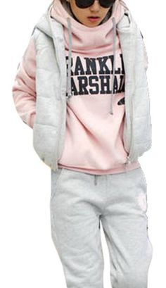 Casual Trousers Sportswear Hoody Vest Three Sets Of Thick Cotton Vangood,http://www.amazon.com/dp/B00EXHUWYA/ref=cm_sw_r_pi_dp_4OcNsb054D9SBHWG