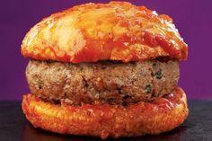 Evde yapabileceğiniz mükemmel ıslak hamburger tarifi...