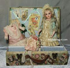01-156 #Sayuri #Bru #doll #BruJne #bebe #BruDoll #antique