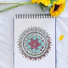 Download these printable mandalas and start colouring in today!