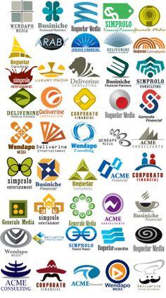 51 Business Logo Templates