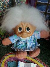 "- OOAK - 6"" (approx) Dam troll -soft body ultra rare"