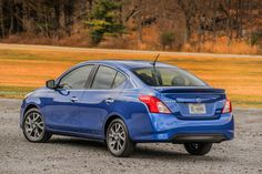 New Review Nissan Versa Release Rear Side View Model