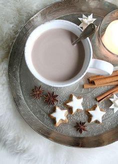 varm choklad varm jul