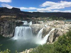 Idaho waterfall