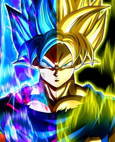 dragon ball super wallpaper by - ac - Free on ZEDGE™ Dragonball Goku, Dragonball Super, Goku Y Vegeta, Super Saiyan Goku, Super Goku, Dragon Ball Image, Dragon Ball Gt, Blue Dragon, Goku Pics