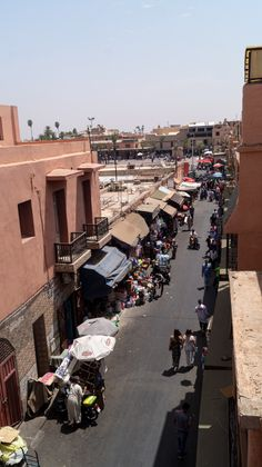 Street View, Morocco