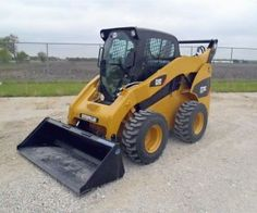 Used 2011 #Caterpillar 272c #Skid steer Review
