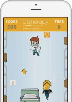 Ultherapy-Phone Mini Games, Articles, Phone, Telephone, Phones, Mobile Phones