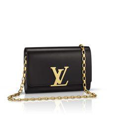 Pochette Neo Sobe con Catenella via Louis Vuitton