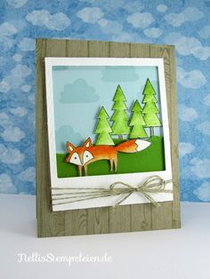 Stampin Up Life in the Forest