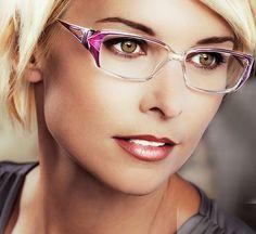 Woman w/Glasses