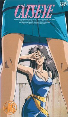 Old Anime, Manga Anime, Nicky Larson, City Hunter, Fan Art, Manga Drawing, Anime Comics, Cat Eye, Retro Fashion