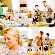 Can't a father cook for his daughter? / Snow, David & Emma / 6.04