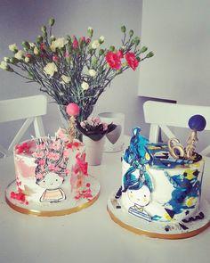 Cake by @BakemyDaybyMartaBehnke