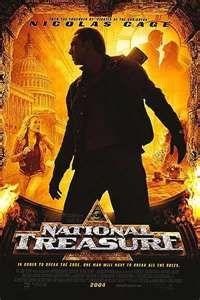 Trésor National / National Treasure (2004-2007) : Nicolas Cage, Diane Kruger, Justin Bartha, Sean Bean, Jon Voight
