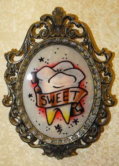 Sweet tooth pendant. #DeltaDental