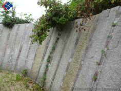 grob gestockt palisade