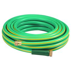 Garden hose: Enough