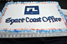 Space Coast office grand opening in Florida.