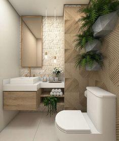 Bathroom decor, Bathroom decoration, Bathroom DIY and Crafts, Bathroom Interior design Bathroom Design Small, Bathroom Interior Design, Bathroom Ideas, Bathroom Goals, Bathroom Plants, Bathroom Organization, Boho Bathroom, Bathroom Designs, Bathroom Storage