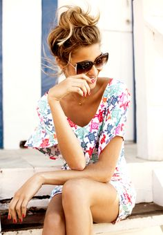 beachy cover up dress