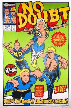 Show Posters - No Doubt