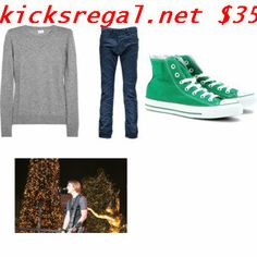 Cute #converse #outfit. Just got these kicks TODAY! #ordereasy org for full off 62% off new green converse hi top          Want #Grils #Converses