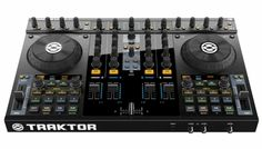 Trusted by pros, the flagship TRAKTOR KONTROL S4 is the all-in-one 4-channel DJ system. Now with the latest TRAKTOR features at your fingertips, take your mix to new heights.
