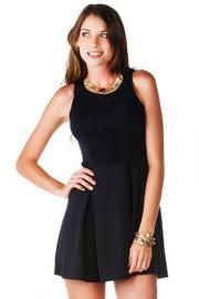 Leawood Crochet Dress