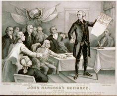 At least it wasn't Comic Sans ▓ John Hancock does what he wants.//I just died History Jokes, Us History, American History, Funny History, John Hancock, Today In History, Hip Hop Videos, Cosplay, Declaration Of Independence