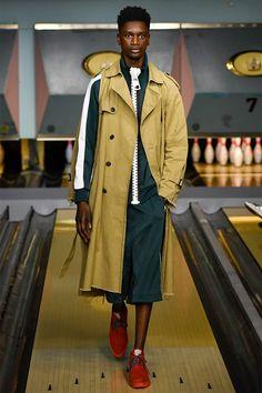 Mihara Yasuhiro Spring Summer 2017 Primavera Verano #Menswear #Trends…More Pins Like This At FOSTERGINGER @ Pinterest