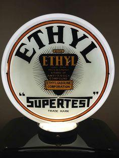 Supertest Ethyl Gas Globe