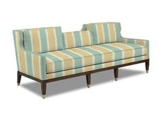 Shop for Kravet Delta Sofa, FS4670-1, and other Sofas at Kravet in New York, NY. Optional Brass Caps on legs; Custom inquiries invited.  wow with print gere 1635
