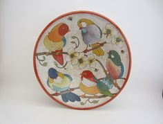 "14.5 x 5""Handmade at Three Wheel Studio by Dwo Wen Chen.These ..."