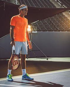 What a boss #rogerfederer #federer #tennis #atpworldtour