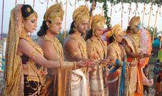 Shree Krishna, Radhe Krishna, Lord Krishna, Designer Bridal Lehenga, Bridal Lehenga Choli, Shiva, Durga Painting, Indian Illustration, Indian Hindi
