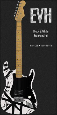 Eddie_Van_Halen_Guitar_by_hvrock13.jpg (300×605)