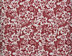 Cotton Fabric Cotton Fabric Red White Quilting Quilting