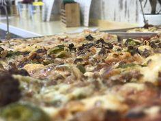 Pizza Gourmet Barbacoa con Jalapeños