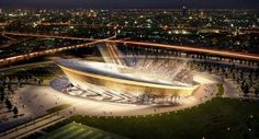 Stadium Projects For The World Cup In Russia 2018 | Buzz Inn
