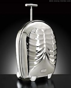 Alexander McQueen's work for Samsonite Black Label