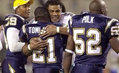 21 & 55 two of the greatest Chargers, EVER!!!