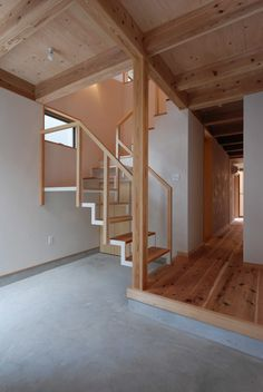 Stair Decor, Interior Decorating, Interior Design, House Rooms, Building Design, Bedroom Decor, Stairs, Loft, Architecture